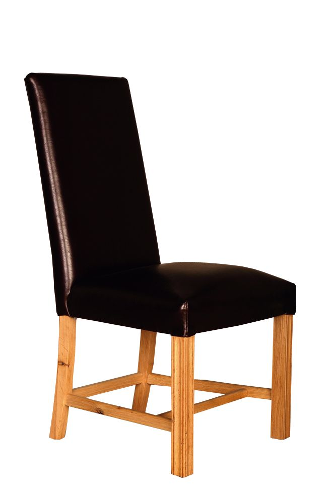 Solid Oak Kensington Chair