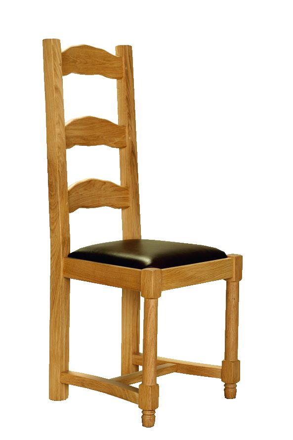 Solid Oak Balmoral Chair