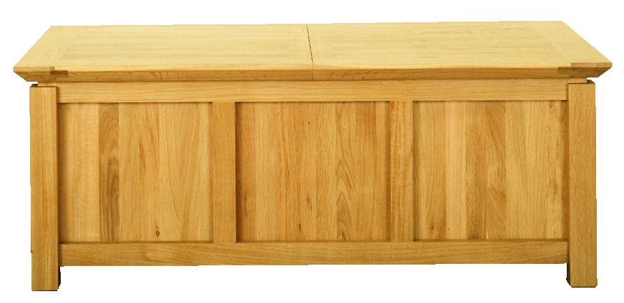 Solid Oak Coffee Table – Drinks Unit