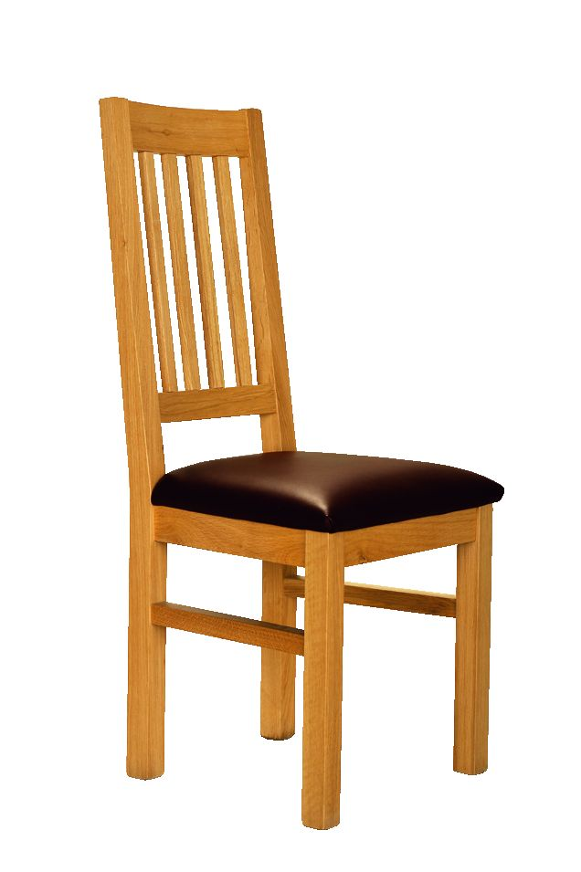 Solid Oak Elegance Chair