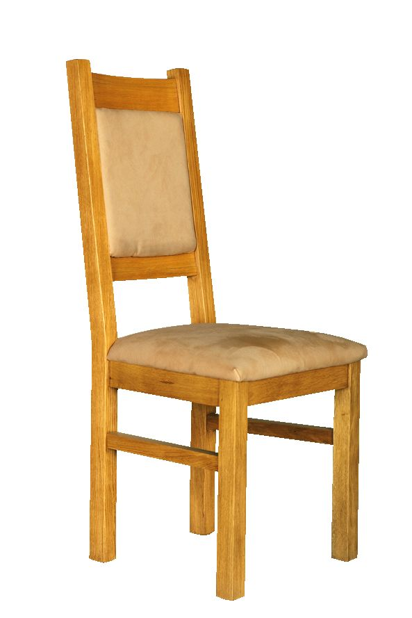 Solid Oak Perth Chair
